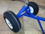Heavy Duty Trailer Dolly with 1000 Pound Capacity