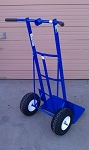 Medium Duty 2 Wheel Dolly with Hitch