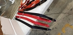 Used Extreme Engineering Flywire Zipline Speed Harnesses, Trollies, and Lanyards