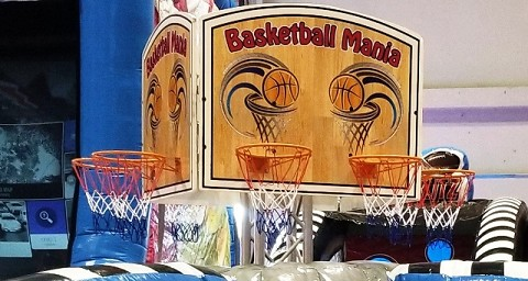 Basketball Mania 8 Player Game
