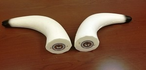 Replacement Horns for GS Mechanical Bulls